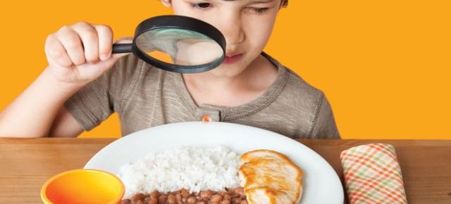 Tem problema esconder os vegetais nas refeições da criança?