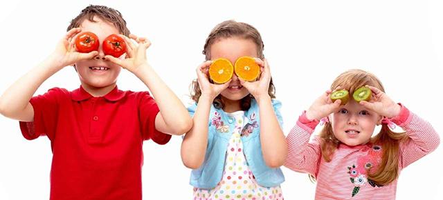 Como ter um filho apaixonado por comida saudável?