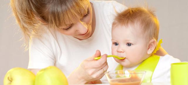 Porque não devemos introduzir alimentos sólidos antes de seis meses?