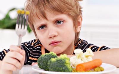 A culpa do seu filho comer mal não é sua!