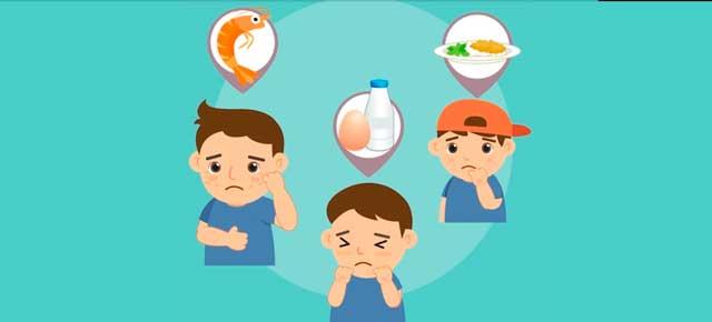Como sobreviver tendo um filho alérgico?