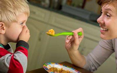 Seu filho come mal? A empatia pode te ajudar