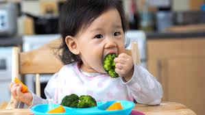 O que muda na alimentação do bebê de um ano?