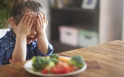 Meu filho não quer comer!!!