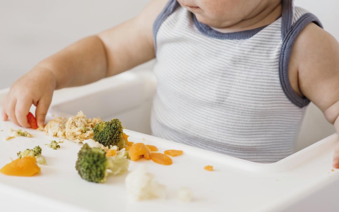 As preferências de sabor do seu filho não são verdades eternas