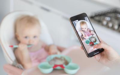 7 motivos para você não distrair o seu filho na hora de comer!