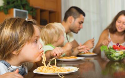 Compulsão alimentar infantil