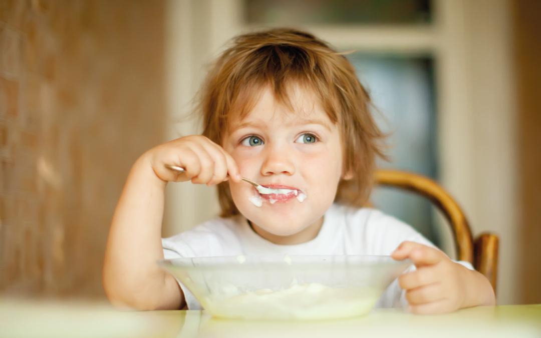 Como o nutricionista pode ajudar minha criança com compulsão alimentar?
