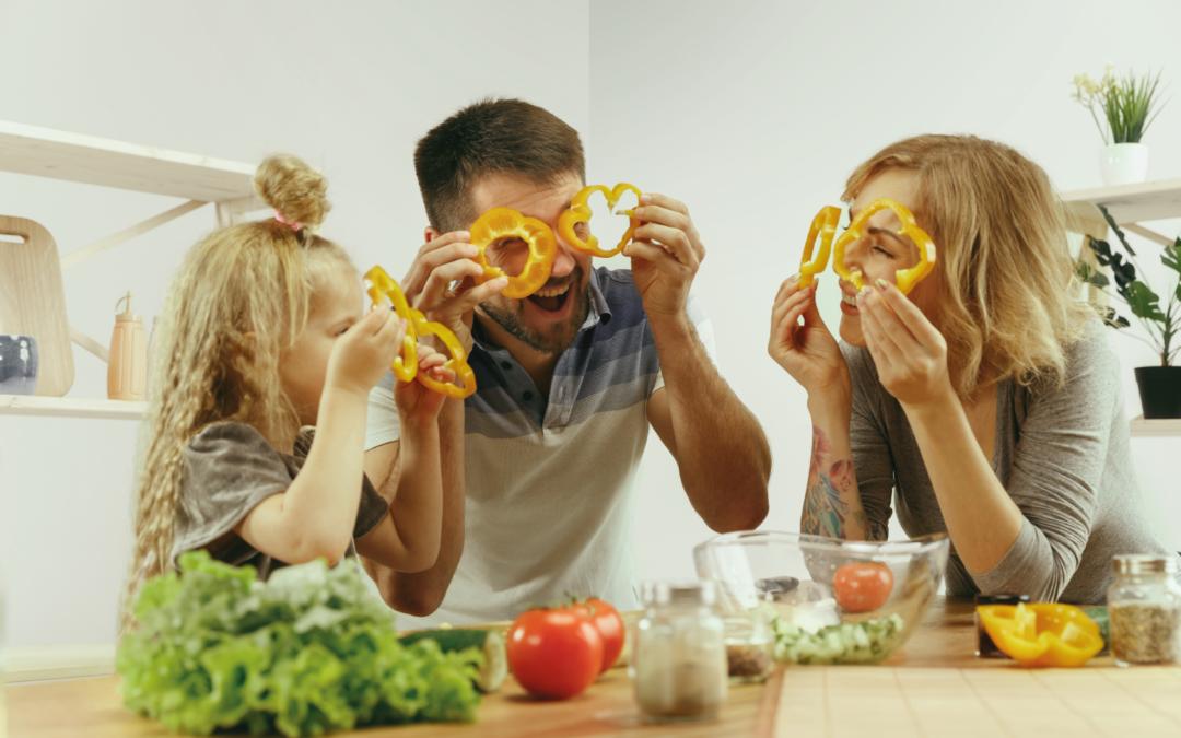 Reestabeleça o prazer na hora de comer!
