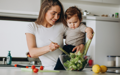 Como contribuir para o meu filho gostar do que é saudável?